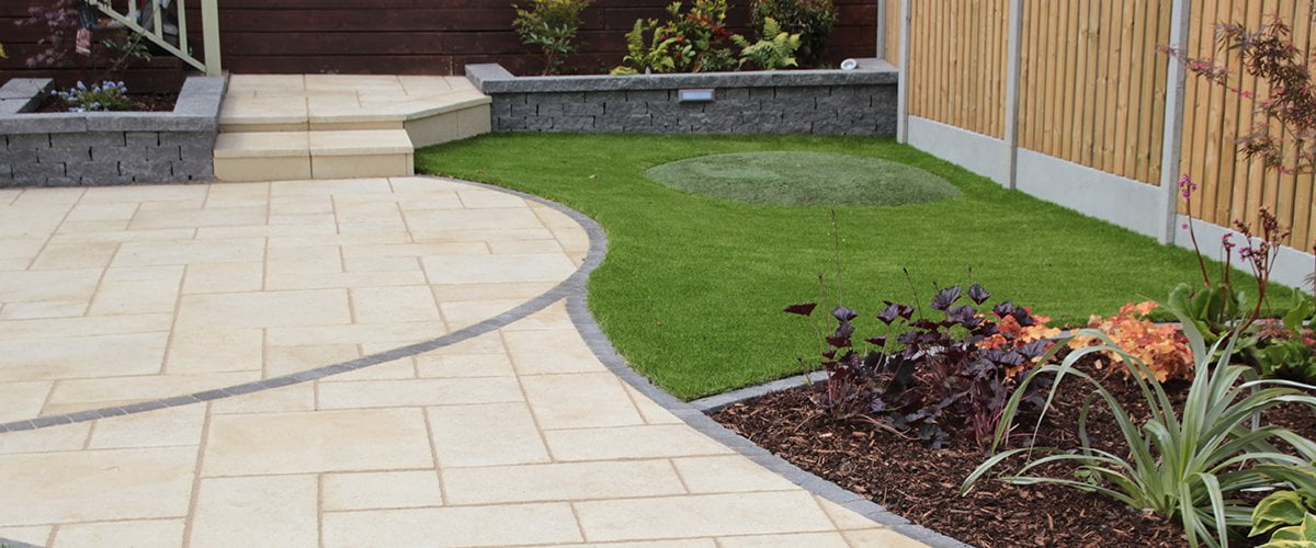Garden Paving Installers For Norwich