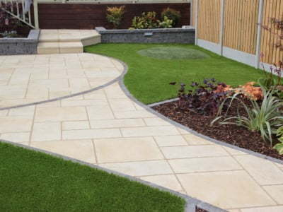 Garden Paving Norwich
